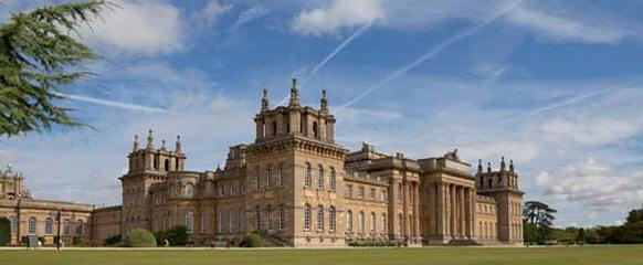 Blenheim Palace external view