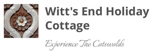 Witt's End Cottage logo