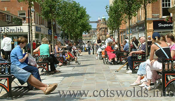 The City of Worcesterworcester town