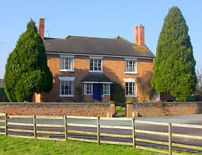 Phepson Farm Bed and Breakfast at Droitwich in Worcestershire
