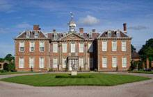 Hanbury Hall at Hanbury near Droitwich
