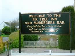 The Fir Tree Inn and Murderers Bar