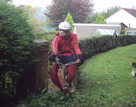 Ollympic Cyclist