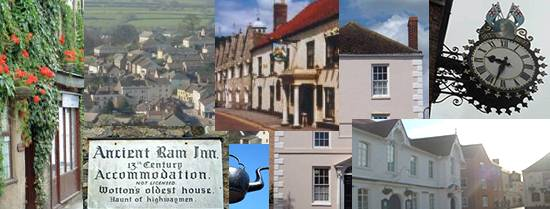 Wotton-under-Edge England UK Information Guide Cotswolds